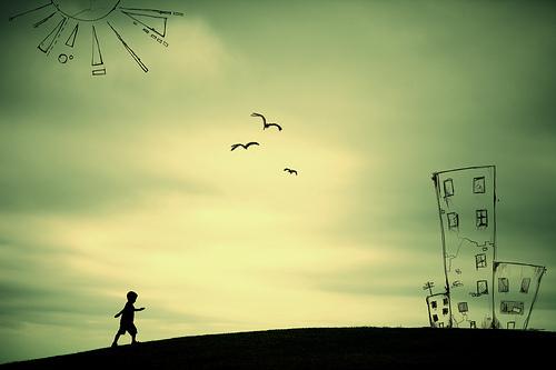 一个实现梦想的人,就是一个成功的人