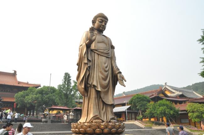 哲理句子,寺庙佛祖图片