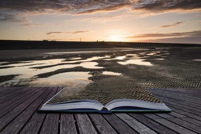 三行遗书,阳光海岸沙丘木板图片