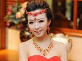 各国传统新娘大比拼:被中国的惊艳到了!