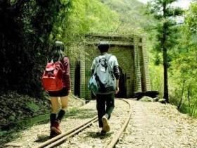 人生就像一次旅行