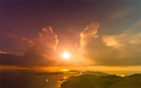 每天早上享受生活给我们带来了一米阳光