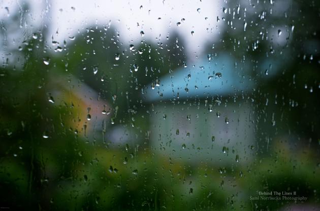 一场雨季,破碎了谁的梦
